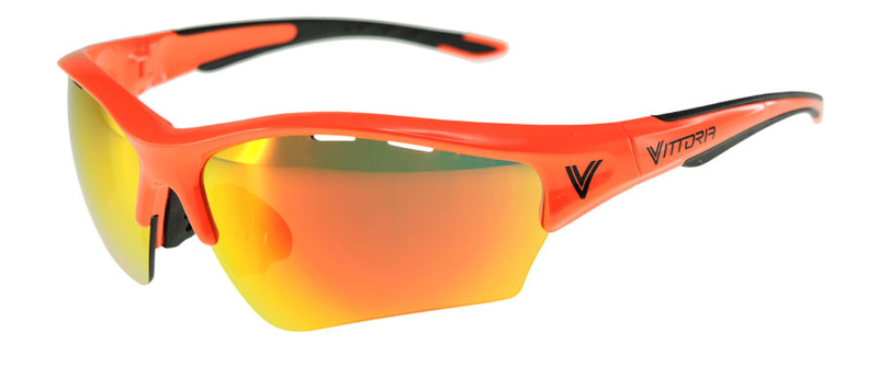 Lunette Vittoria Racing orange